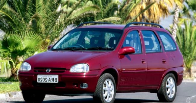 Cotação de seguro Corsa Wagon GL 1.6