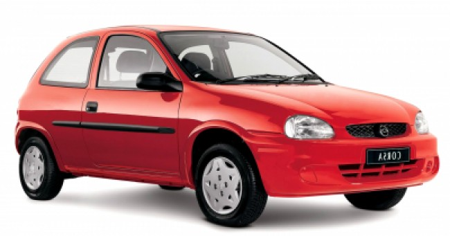 Seguro Corsa Wind 1.0 2000