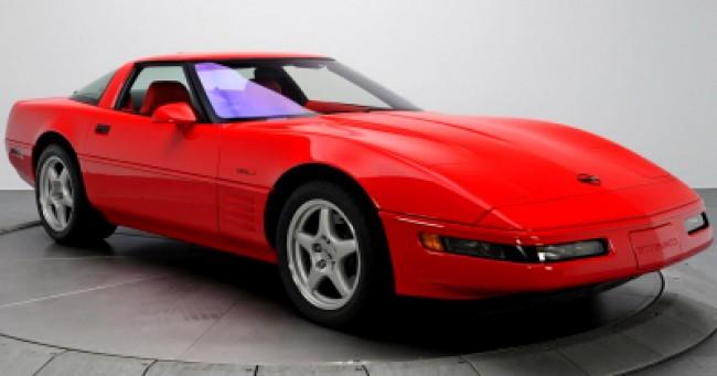 Cotação de seguro Corvette ZR-1 Targa 5.7 V8