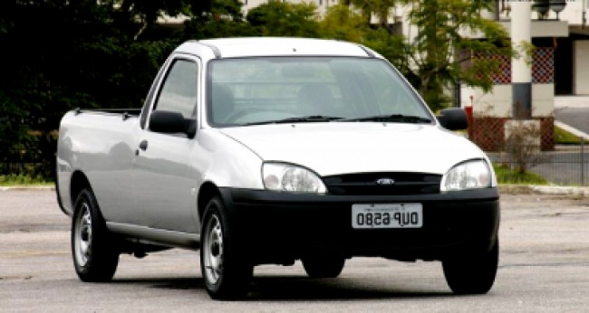 valor do seguro Ford Courier