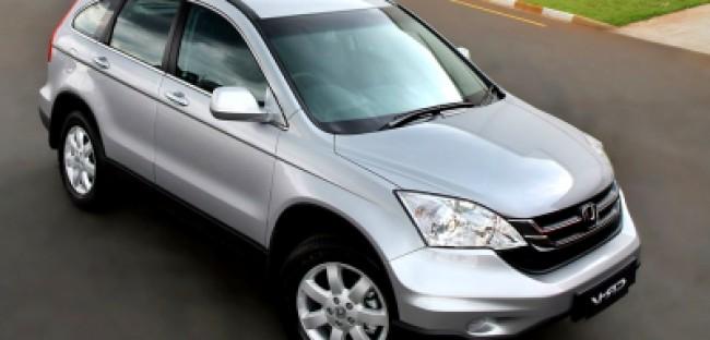 Seguro CR-V LX 2.0 4x2 AT 2011