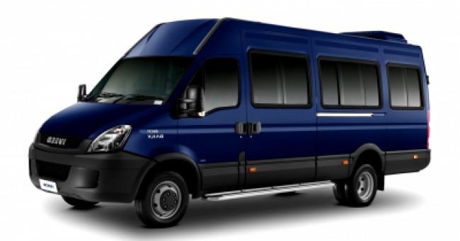 Seguro Daily Minibus Fretamento 45S17 3.0 2016