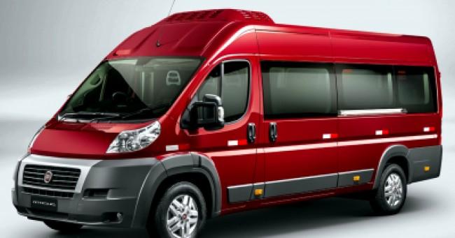 Cotação de seguro Ducato Minibus 2.3