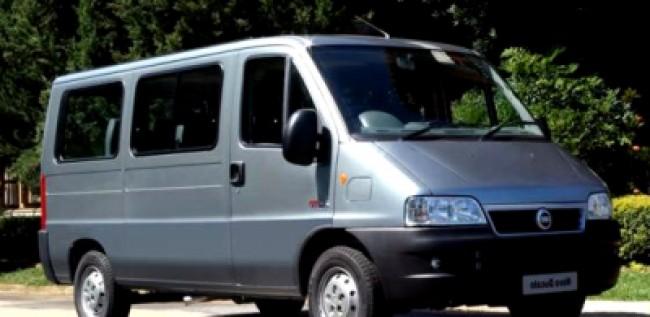 Seguro Ducato Minibus 2.8 2006