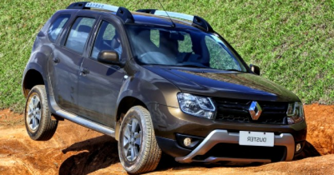 valor do seguro Duster Dynamique 2.0 4x4 2017