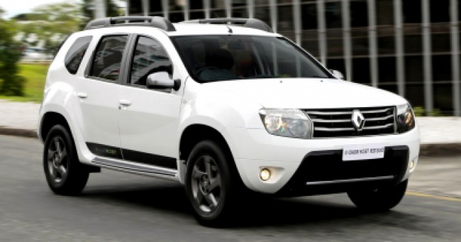Seguro Duster Tech Road 2.0 4x4 2015