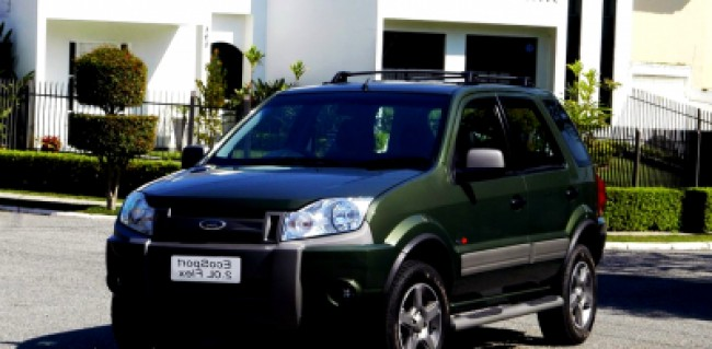 Cotação de seguro Ecosport 4WD 2.0