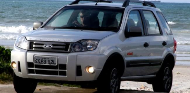 Seguro Ecosport 4WD 2.0 2011
