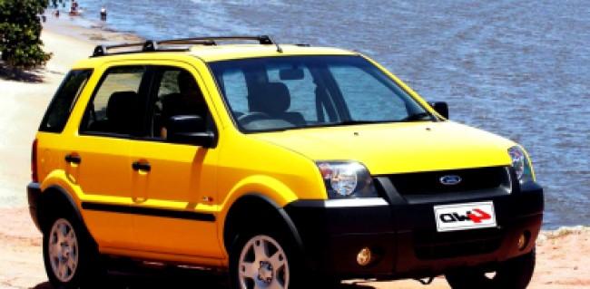 Seguro Ecosport 4WD 2.0 2004