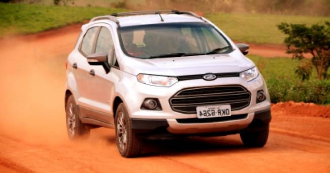 Cotação de seguro Ecosport Freestyle 2.0 4WD