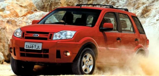 Seguro Ecosport XLT 1.6 2008