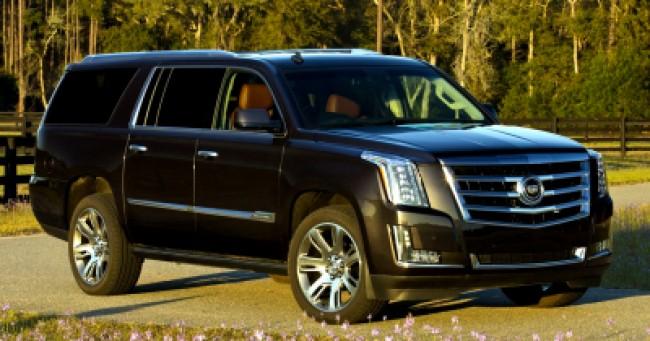 Cotação de seguro Cadillac Escalade