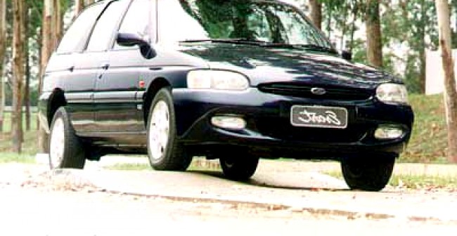 valor do seguro Ford Escort Sw