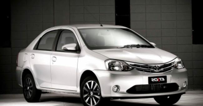 Cotação de seguro Etios Sedan Platinum 1.5