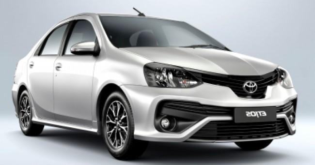 valor do seguro Toyota Etios Sedan
