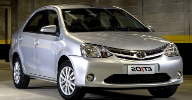 Cotação de seguro Etios Sedan XS 1.5