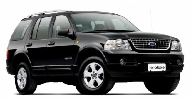 Cotação de seguro Ford Explorer