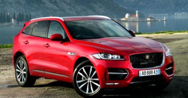 Cotação de seguro Jaguar F-pace