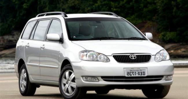 Cotação de seguro Toyota Fielder