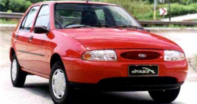 Seguro Fiesta 1.0 1997