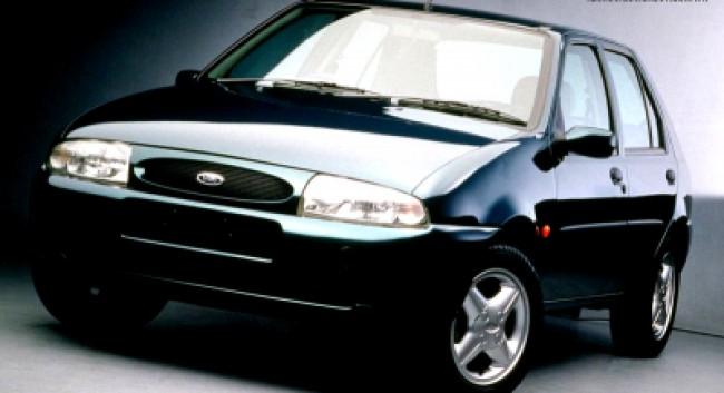 Seguro Fiesta CLX 1.3 1996