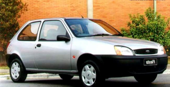 Seguro Fiesta GL 1.0 2000