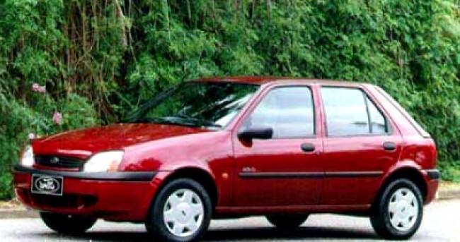 Seguro Fiesta GL Class 1.0 2000
