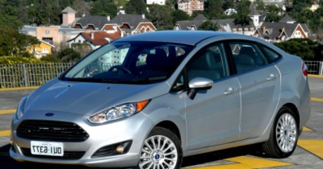 Cotação de seguro Fiesta Sedan Titanium 1.6 16V AT