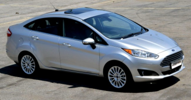 Cotação de seguro Fiesta Sedan Titanium Plus 1.6 16V AT