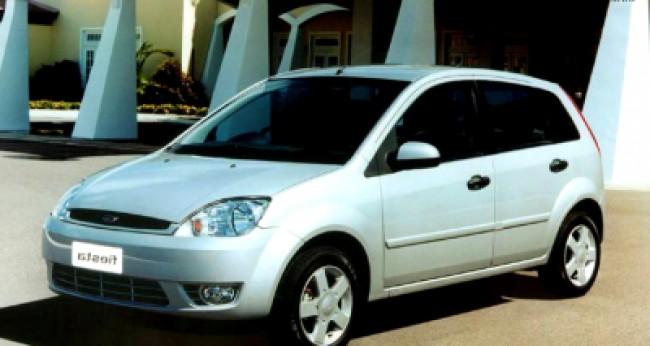 Seguro Fiesta Trend 1.6 2005
