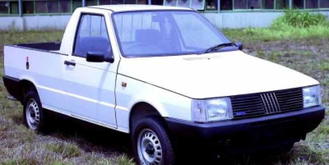 Seguro Fiorino Picape 1.3 1988
