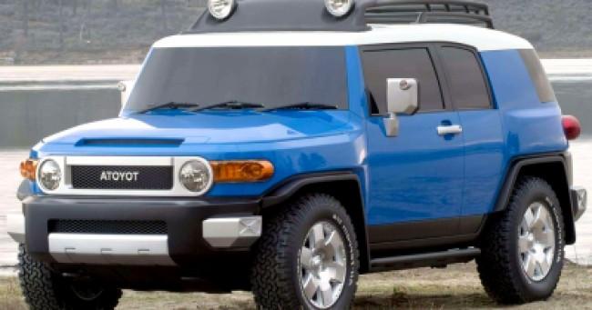Cotação de seguro Toyota Fj Cruiser