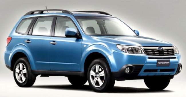 Seguro Forester LX 2.0 2012