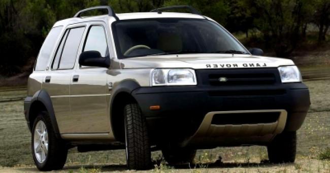 Cotação de seguro Freelander HSE 2.5 V6