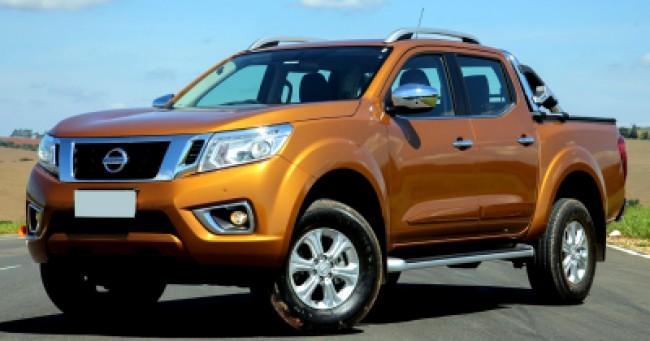Cotação de seguro Nissan Frontier