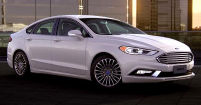 Cotação de seguro Ford Fusion