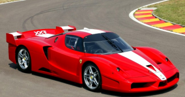Cotação de seguro Ferrari Fxx