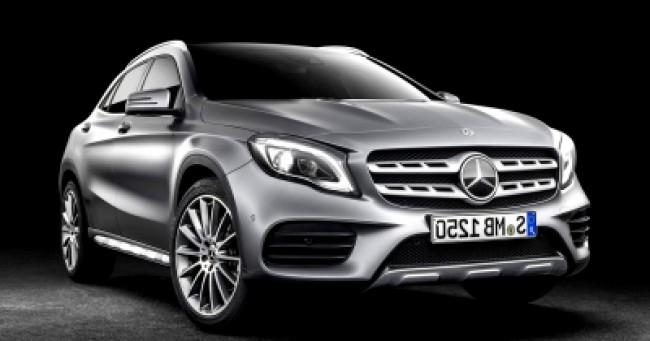 Cotação de seguro Mercedes-Benz Gla250