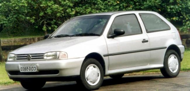 Seguro Gol CLi 1.6 1996