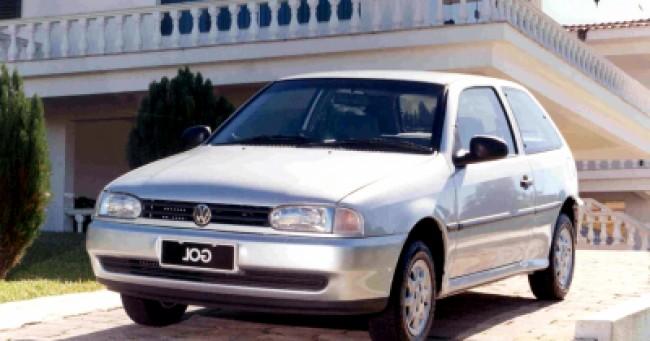Seguro Gol GL 1.8 1995