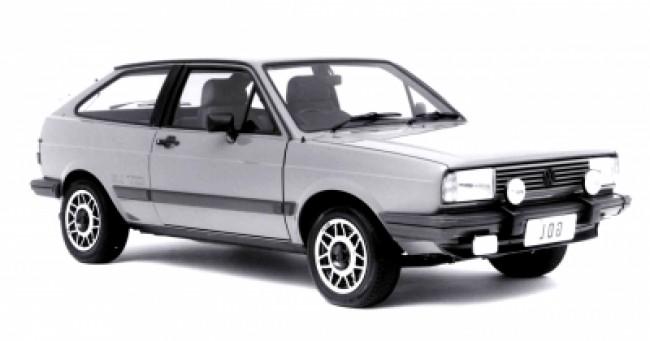 Seguro Gol GT 1.8 1985