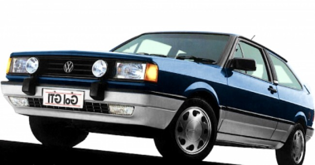 Seguro Gol GTi 2.0 1989