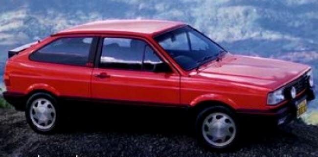 Seguro Gol GTS 1.8 1988
