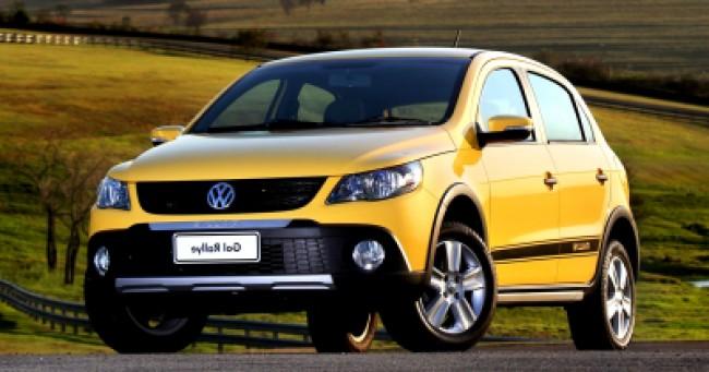 Seguro Gol Rallye 1.6 2012