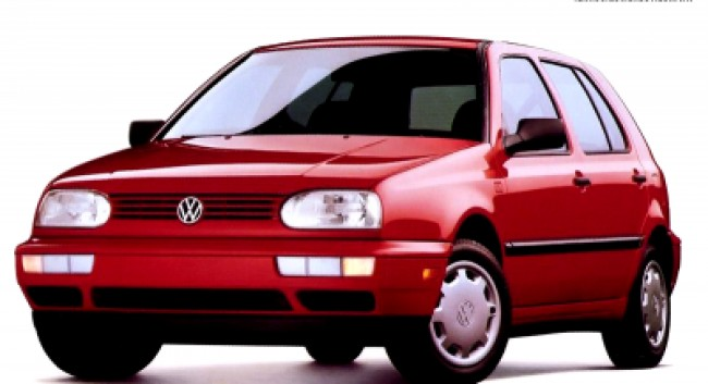 Seguro Golf GL 1.8 1995
