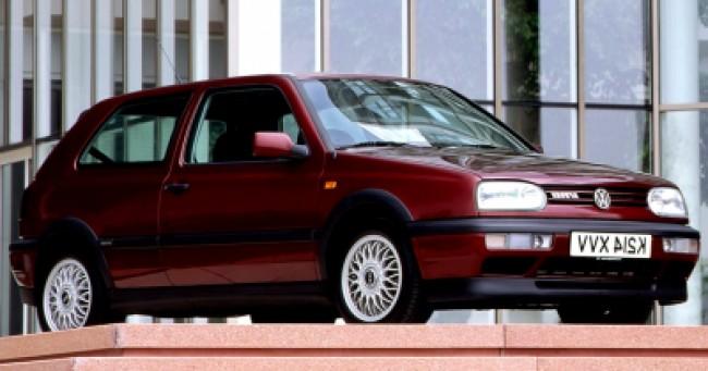 Seguro Golf GTi 2.8 VR6 1996
