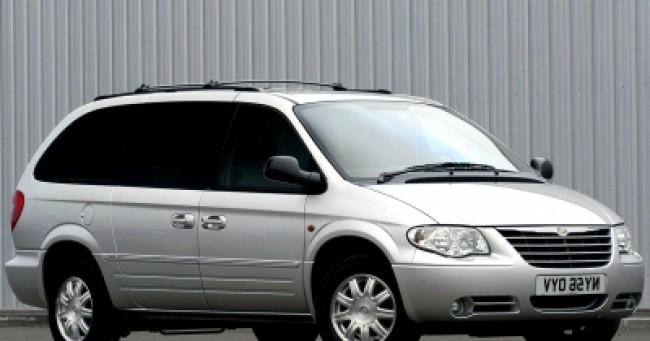 Cotação de seguro Grand Caravan Limited 3.3 V6