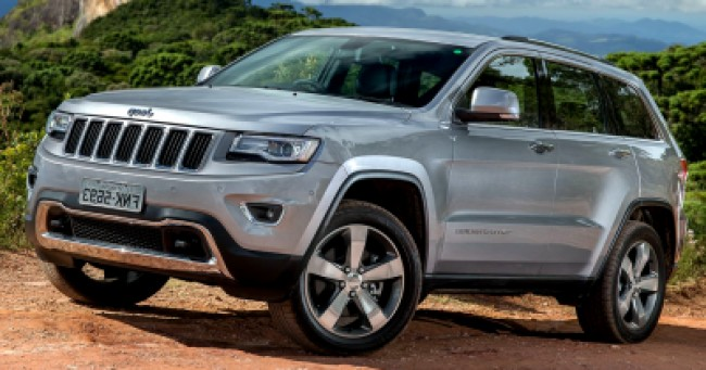 Seguro Grand Cherokee Limited 3.0 V6 Turbodiesel 2014