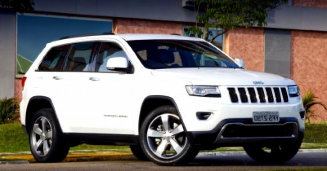 Seguro Grand Cherokee Limited 3.6 V6 2014