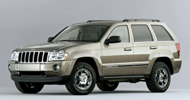 Cotação de seguro Grand Cherokee Limited 4.7 V8
